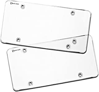 Best blank temporary license plate Reviews