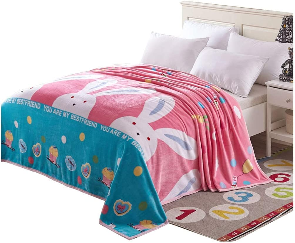 YULAN Blankets Winter Cloud Velvet Max 63% OFF Coral Ranking TOP16 N Fleece Blanket Sheets