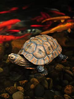 ChuXing The Tortoise Garden Statue, Indoor/Outdoor Yard Lawn Collectible Decorations Turtle Ornaments
