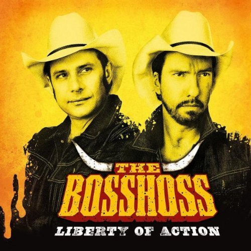 Liberty Of Action by The Boss Hoss [Music CD]