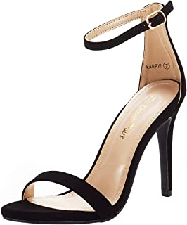 Women's Karrie High Stiletto Pump Heeled Sandals