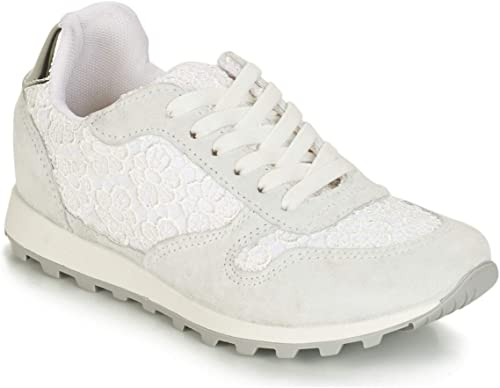 André Song Song paniers Mode Femmes Blanc paniers Basses  offres de vente
