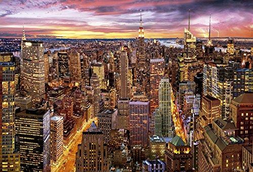 Puzzle Vistas de Manhattan, 3000 Piezas (17131)