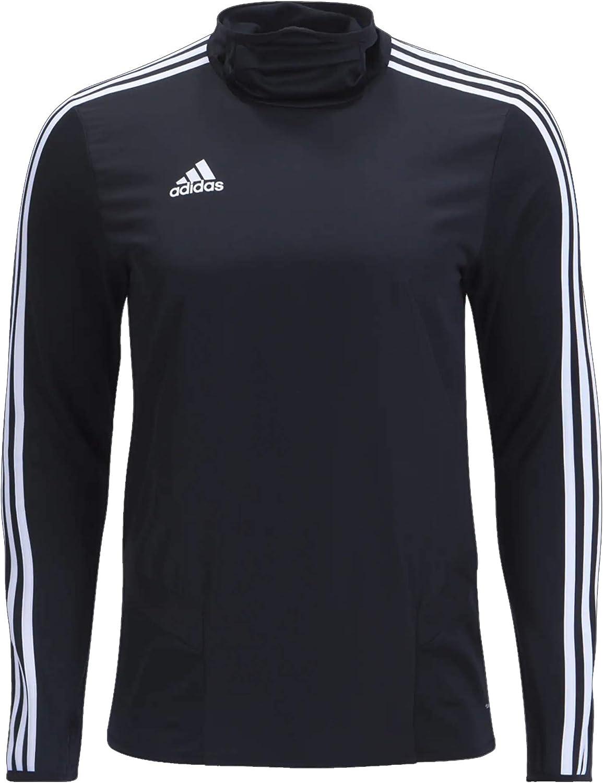 Amazon.com: adidas Men's Tiro 19 Warm Training Top : Clothing ...