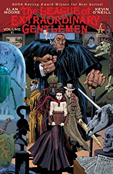 The League of Extraordinary Gentlemen Vol. 2 by [Alan Moore, Kevin O'Neill]