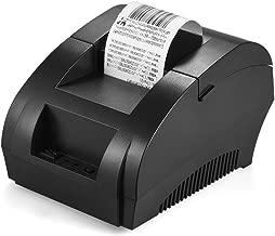 Thermopapier 58 30mm*10 Rolle Munbyn kassenrollen thermorollen bonrollen Thermo bonpapier Thermo-bonrollen Thermische Papier f/ür Thermodrucker alle 58mm Drucker von Munbyn Epson