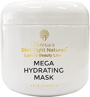 Mega Hydrating Hyaluronic Acid Anti-Aging Moisturizing Mask Luxury Series
