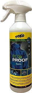 TOKO(トコ) 撥水スプレー 登山・防寒・雨具ウエア用 Eco テキスタイルプルーフ 500ml 5582625