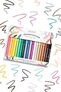 Colourpop Eyeliner Kit! 20 Pieces Gel Eyeliner Pencil! 15 Pieces Eyeliner Gel Pot! Colorful Shades, Creamy, Long Lasting and Pigmented! Choose From Eyeliner Pencil or Eyeliner Pot! (Eyeliner Pencil)