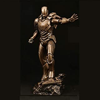 Iron Man Toy Model Character Decoration Collection Gifts Holiday Gift/Living Room/Bedroom/Office 30.5cm