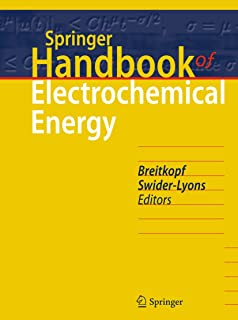 Springer Handbook of Electrochemical Energy (Springer Handbooks)