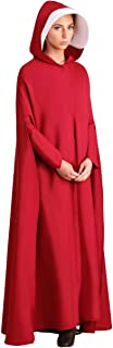 Women's Handmaid's Tale Costume Plus Size Handmaid Robe Costume