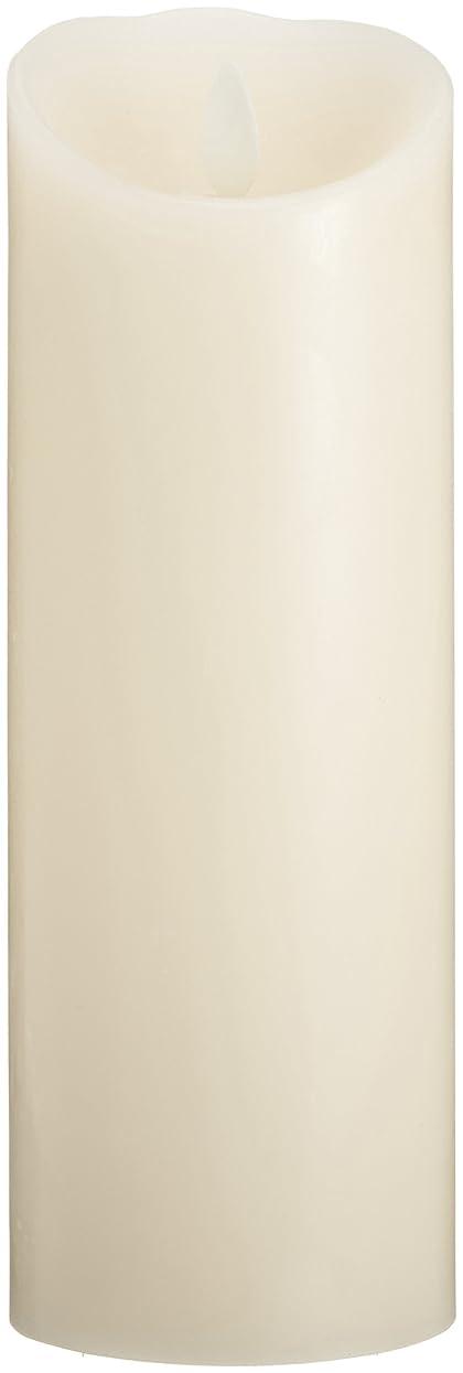 若いトークン傾くLUMINARA(ルミナラ)ピラー3×8【ギフトボックスなし】 「 アイボリー 」 03070030IV