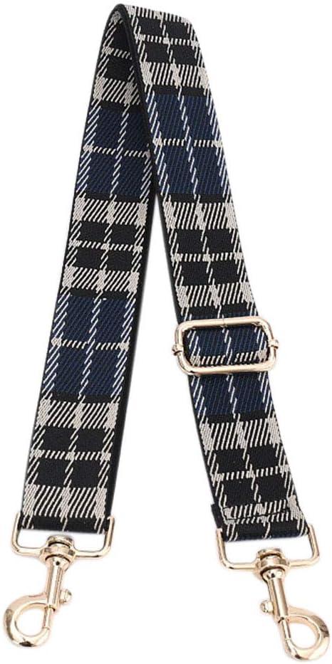 Canva Crossbody-Strap Shoulder Bag Strap-Replacement Purse-Strap Adjustable Bag Replacement-Strap For Handbag Multi Dark Red
