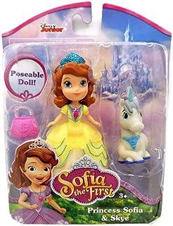 Disney Junior Sofia The First Princess Sofia & Skye Poseable Doll