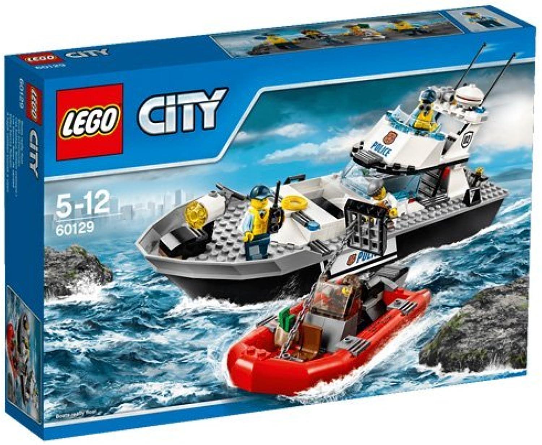 City-Polizei-Patrouillen-Stiefel by LEGO B01LW4EJ26  Spielzeugwelt, fröhlicher Ozean      Hochwertig