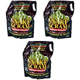 Enviro 00094 All Natural Organic 3.5-Pound Granular Snake Repellent, 3-Pack