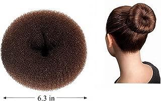 extra large hair bun donut