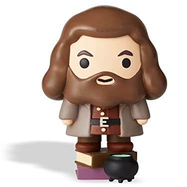 Enesco Wizarding World of Harry Potter Little Charms Collection Series 2 Rubeus Hagrid Figurine, 3.23 Inch, Multicolor