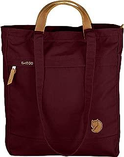 Fjallraven Totepack No. 1 Tote Bag, Dark Garnet