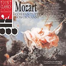 W. A. Mozart: Arias from