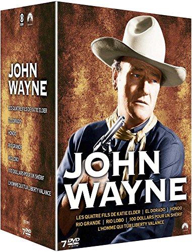 John Wayne-Coffret 7 Films