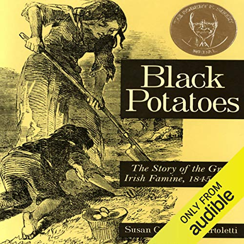 Black Potatoes audiobook cover art