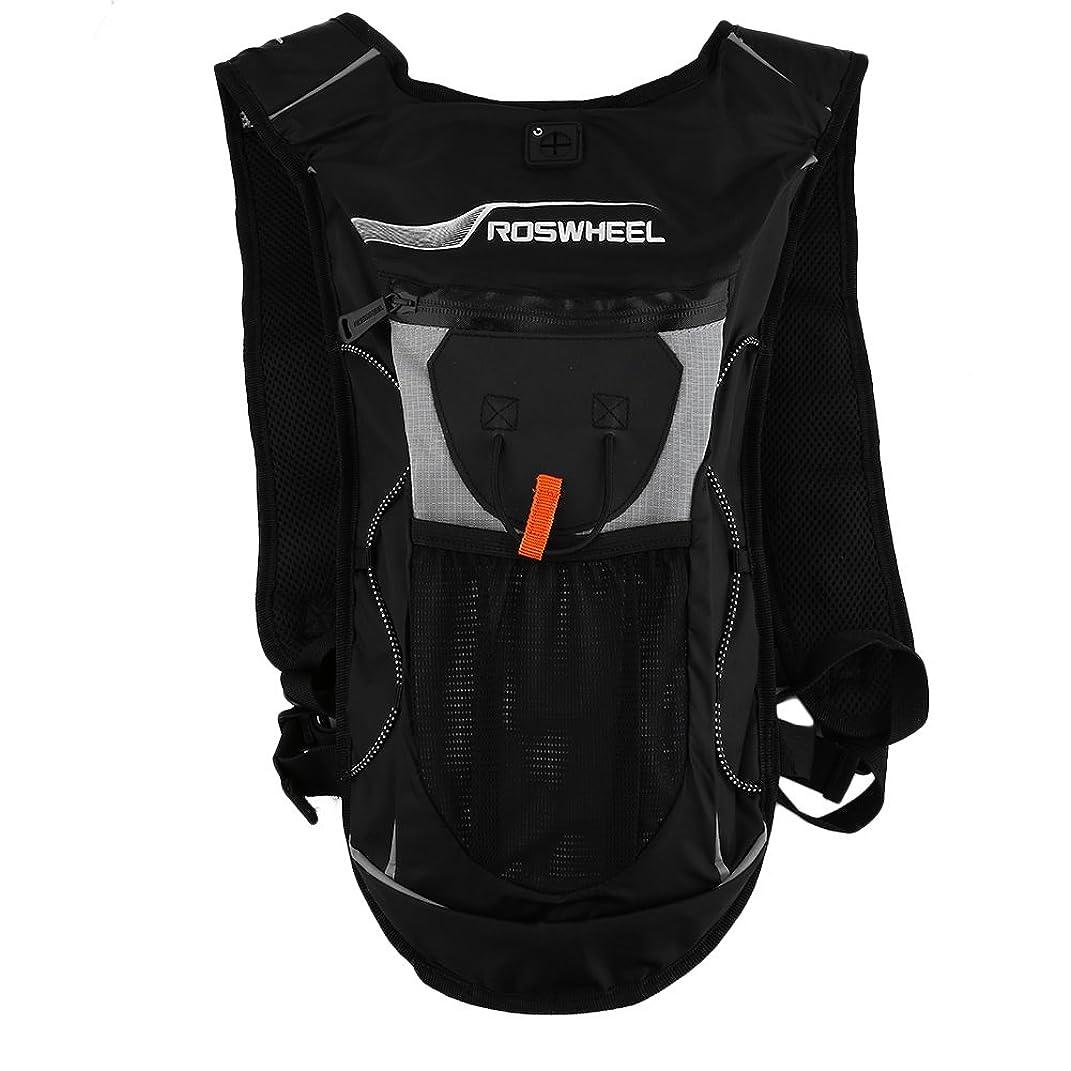 寝具世代プラカード2L ウォーターバッグ ハイドレーション ハイキング/ランニング/クライミング用 多機能 通気性 サイクリングバッグ 自転車バックパック