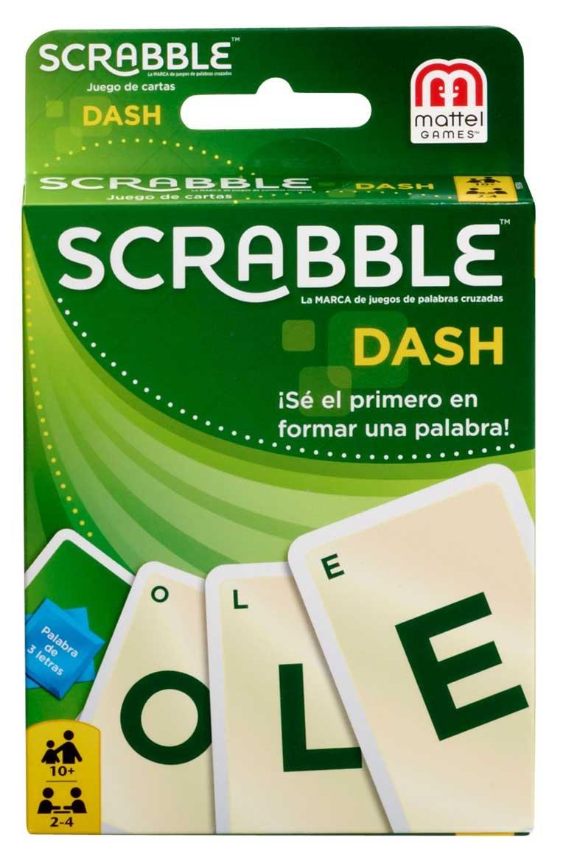 Mattel - Cartas Scrabble (Y9764): Amazon.es: Juguetes y juegos