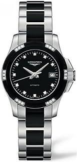 Longines 浪琴 瑞士品牌 康卡斯系列 自动机?#30340;?#22763;手表 L3.299.0.57.7