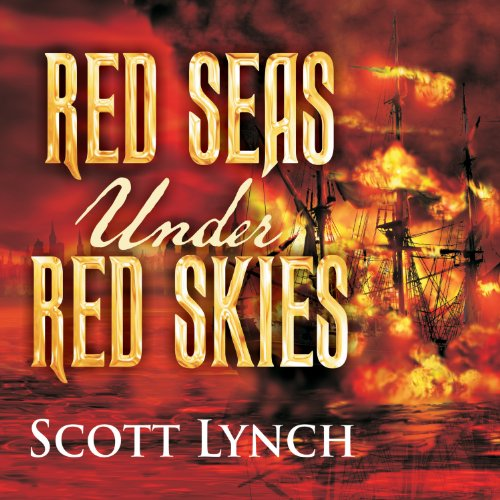 Red Seas Under Red Skies (Book 2)