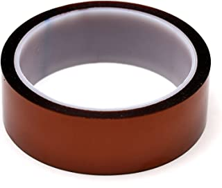 30mm x 100ft Gold High Temperature Heat Resistant Kapton Tape