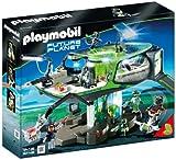 PLAYMOBIL - Space E-Rangers Cuartel Gral (5149)