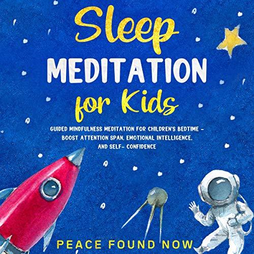 Sleep Meditation for Kids cover art