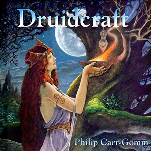 Druidcraft audiobook cover art