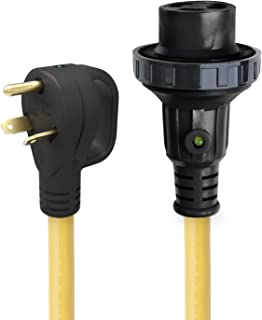 Best 50 ft 50 amp rv power cord Reviews
