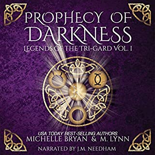 Prophecy of Darkness audiobook cover art