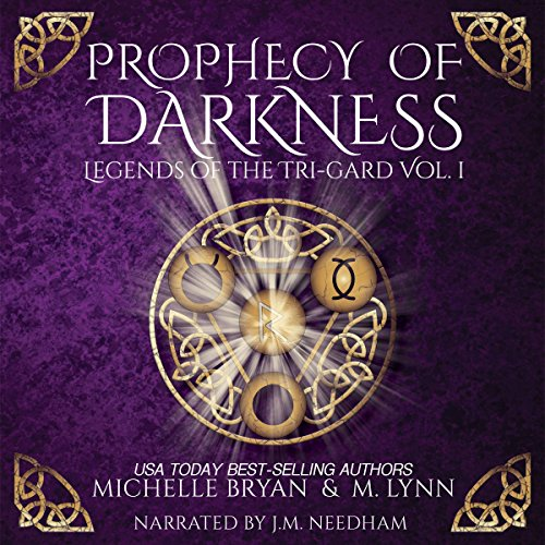 Prophecy of Darkness cover art
