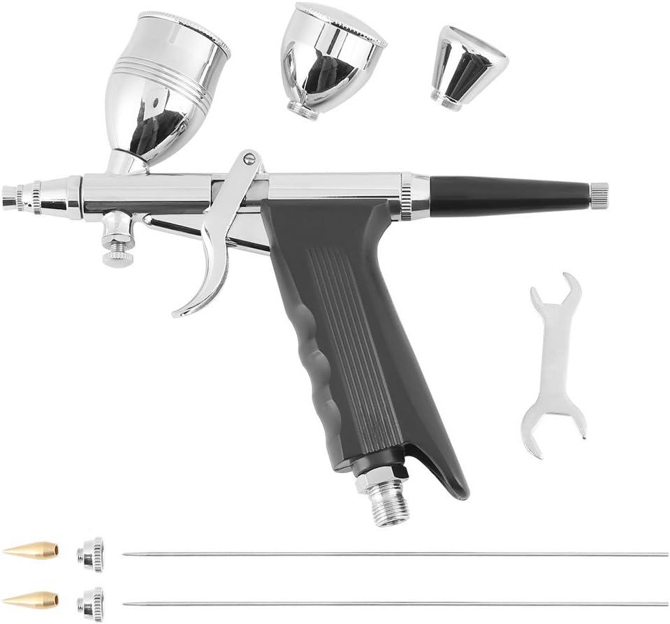 Airbrush Kit Max 65% OFF Gravity Wholesale Paint Air Brush Spray B Gun Dual Action