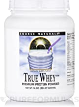 Source Naturals True Whey Premium Powder, 16 Ounce
