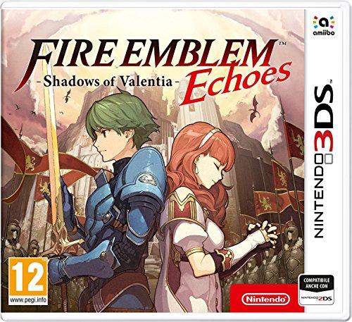 Giochi per Console Nintendo Fire Emblem Echoes: Shadows of Valentia