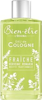 Bien-être - Eau de Cologne Fraîche Au Parfum de Verveine / Romarin - 250 ml