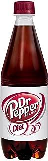 Dr. Pepper Diet Soda, 16.0 Ounce (24 Bottles)