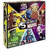 Spin Master Games- 5 Minutos Marvelel. (6059701)