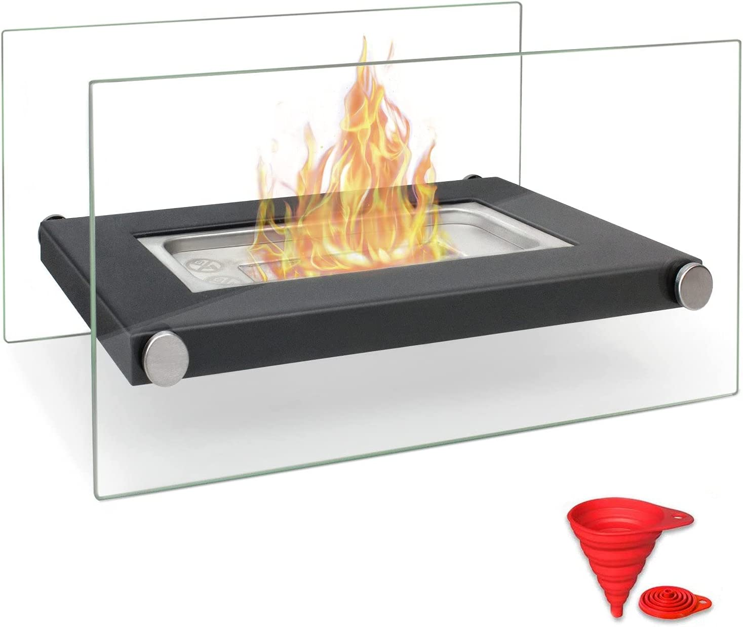 Max 55% OFF BRIAN DANY Tabletop 2021 spring and summer new Ethanol Indoor Outdoor Fireplace for
