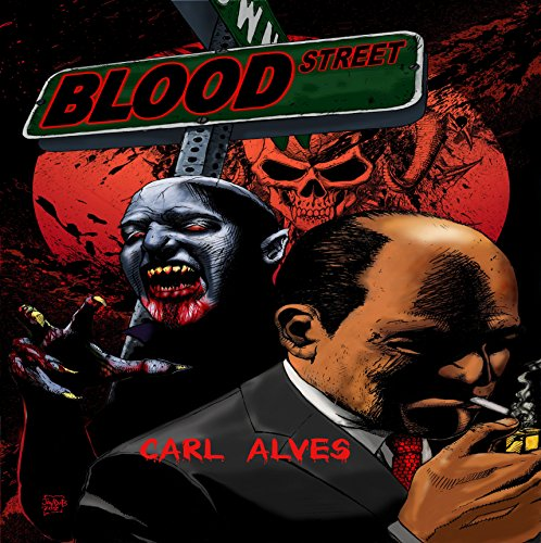 Blood Street audiobook cover art