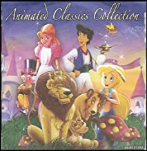 Animated Classics Collection (10 DVD / 20 Story Collection) [Ages 3+]