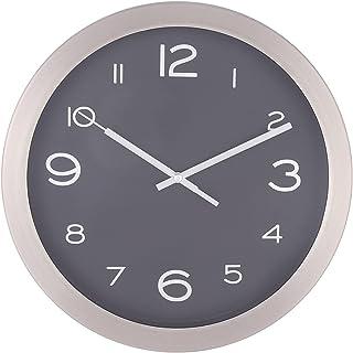ساعة حائط انالوج من هوم - اسود AM-7002