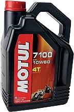 Motul 7100 4T Synthetic Ester Motor Oil - 10W60 - 4L. 102191