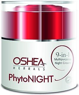 OSHEA Phytonight Night Cream, 50 G (White)